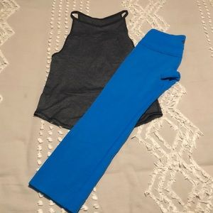 Lululemon outfit size 2